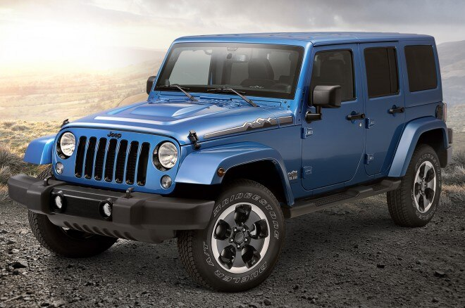 2014 Jeep Wrangler Polar Front Three Quarters1 660x438