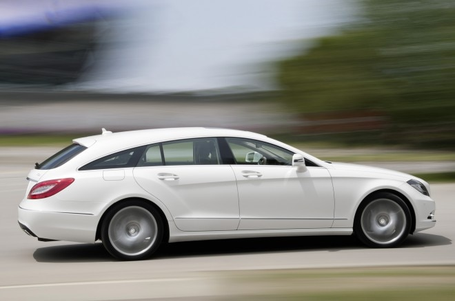 2014 Mercedes Cls Shooting Brake Profile1 660x438