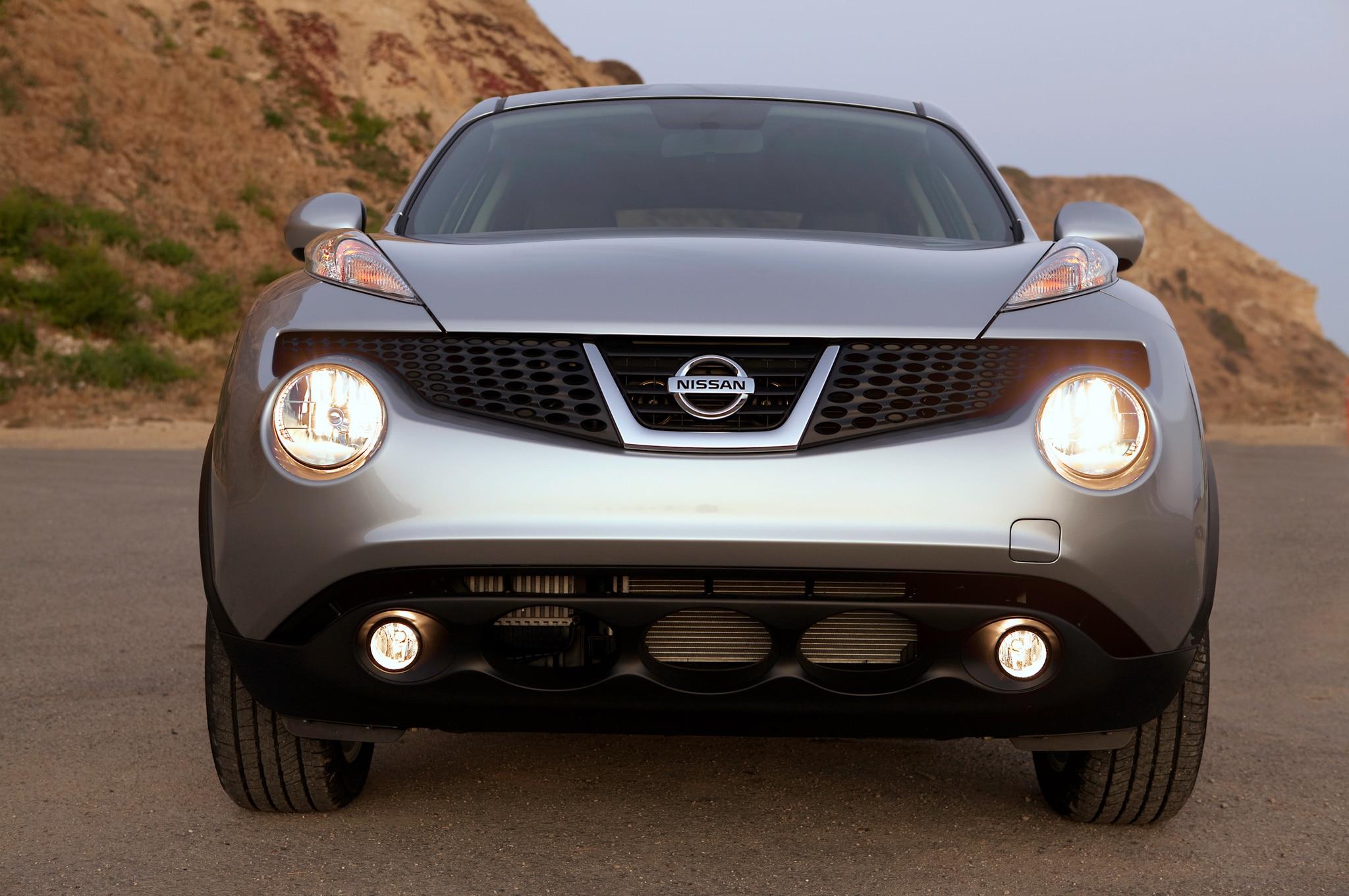 2014 Nissan Juke Front1