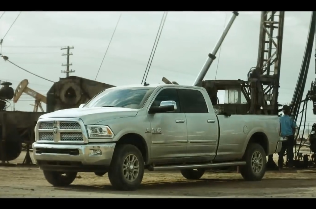 2014 Ram 2500 Left Front Angle1