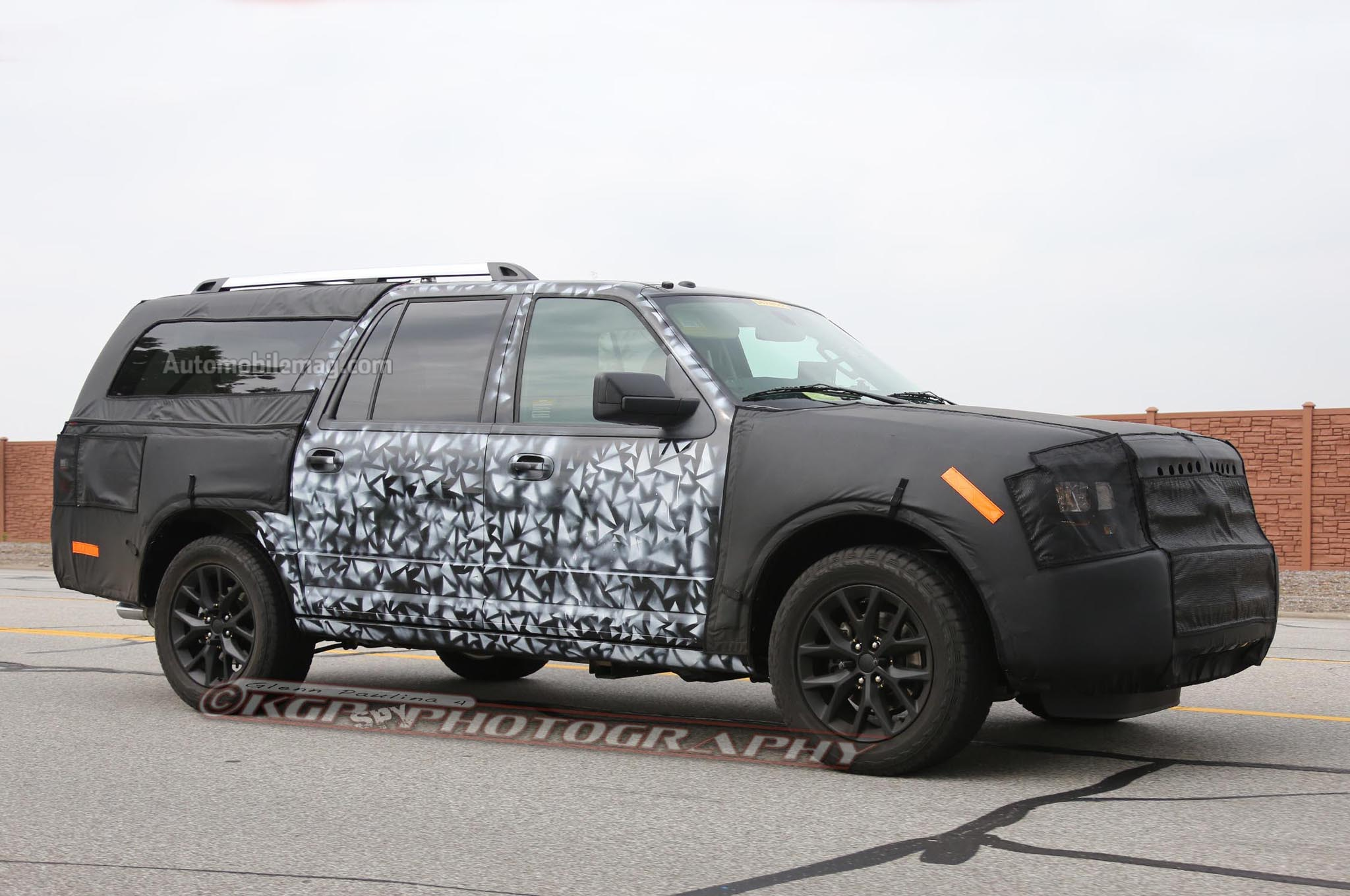 spied 2015 ford expedition interior uncovered. Black Bedroom Furniture Sets. Home Design Ideas