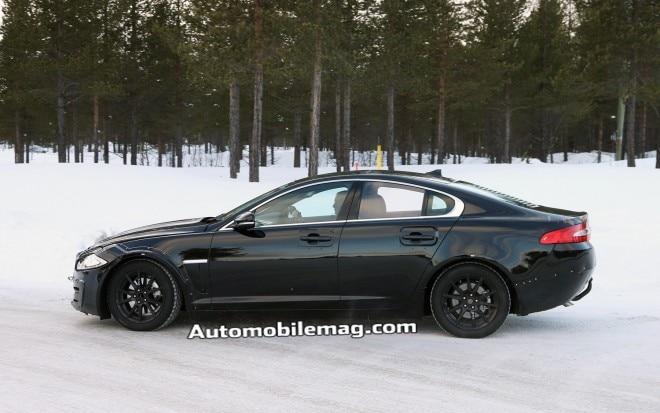 2015 Jaguar XS Profile Spied 21 660x413
