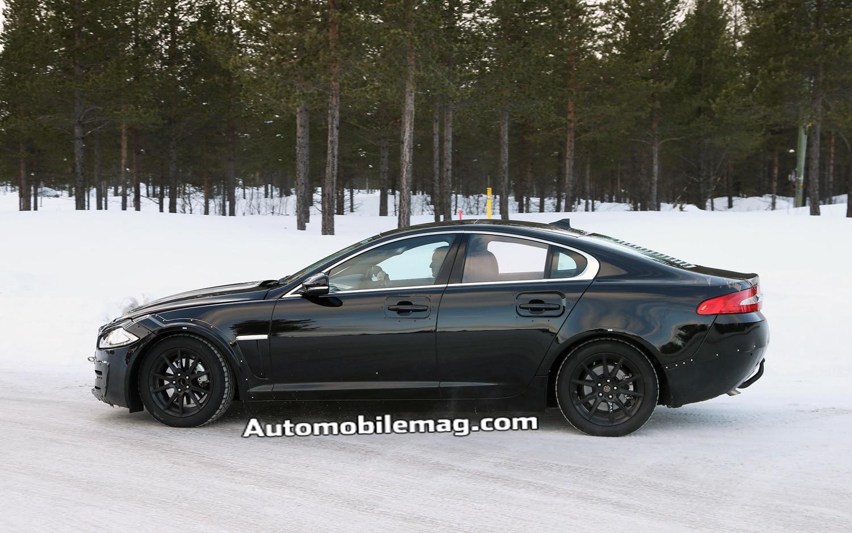 2015 Jaguar XS Profile Spied 21