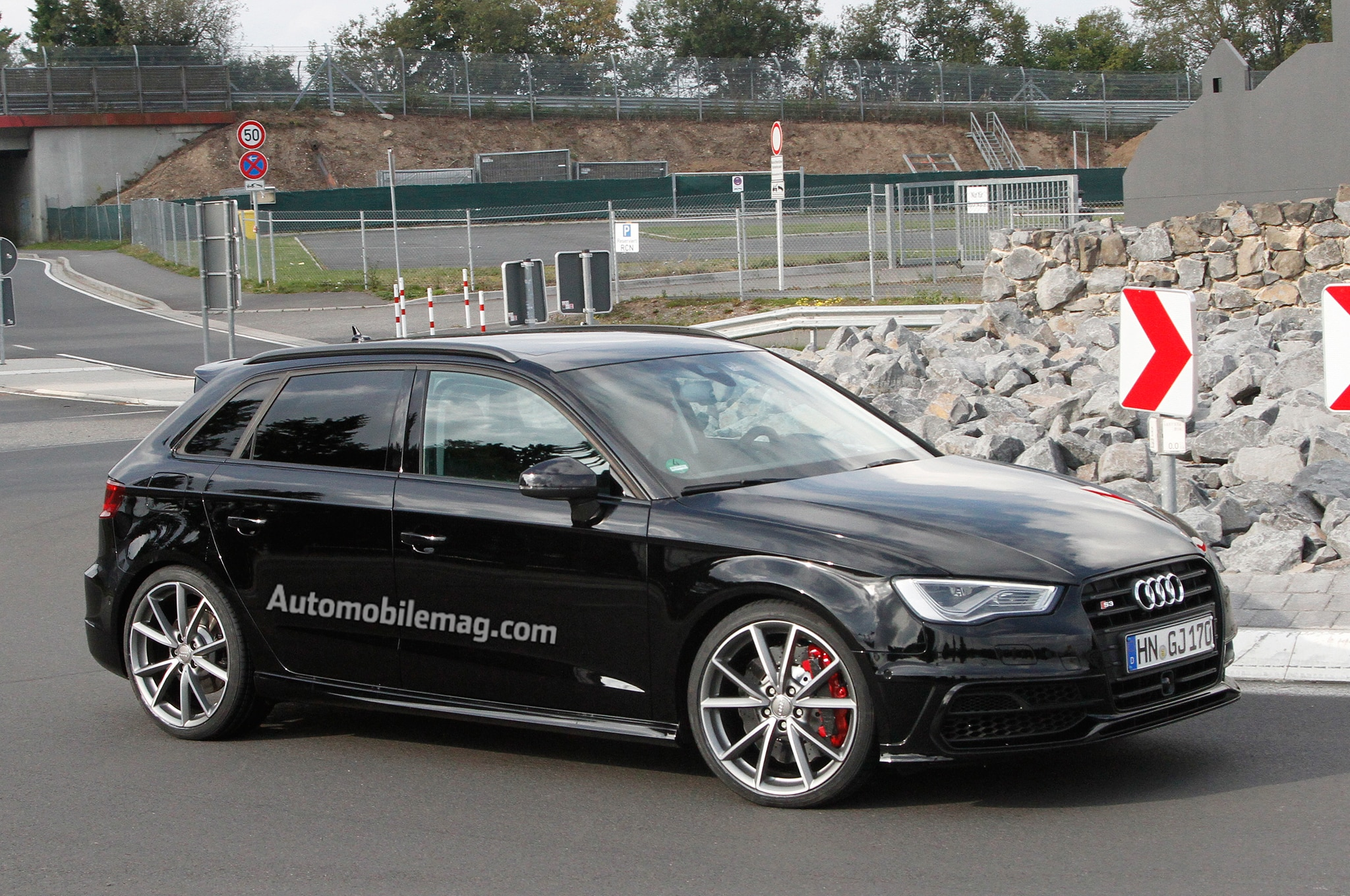2015 Audi Rs3 Right Front Turning1