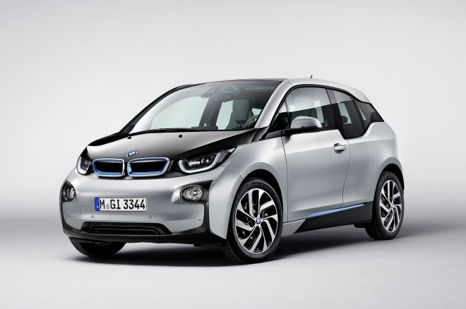 2015 Bmw I3 Front Three Quarters1 660x438