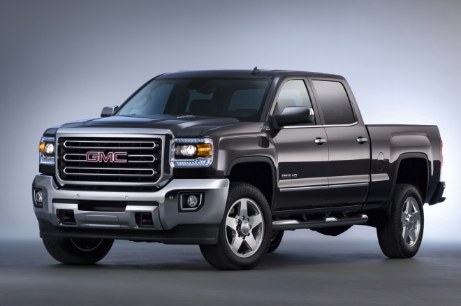 2015 Gmc Sierra Hd Front Three Quarters1 660x438