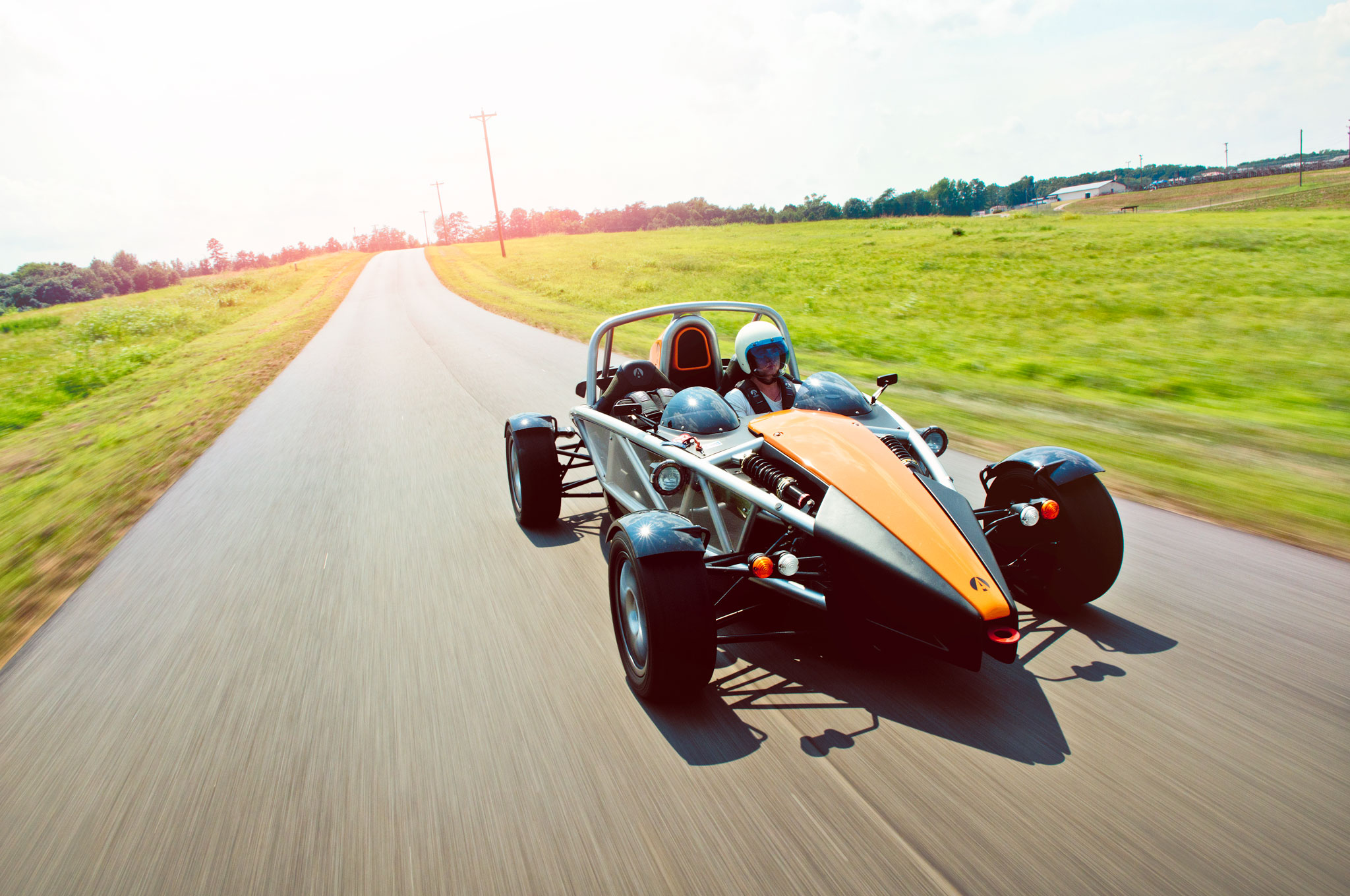 Ariel Atom Front Right View1