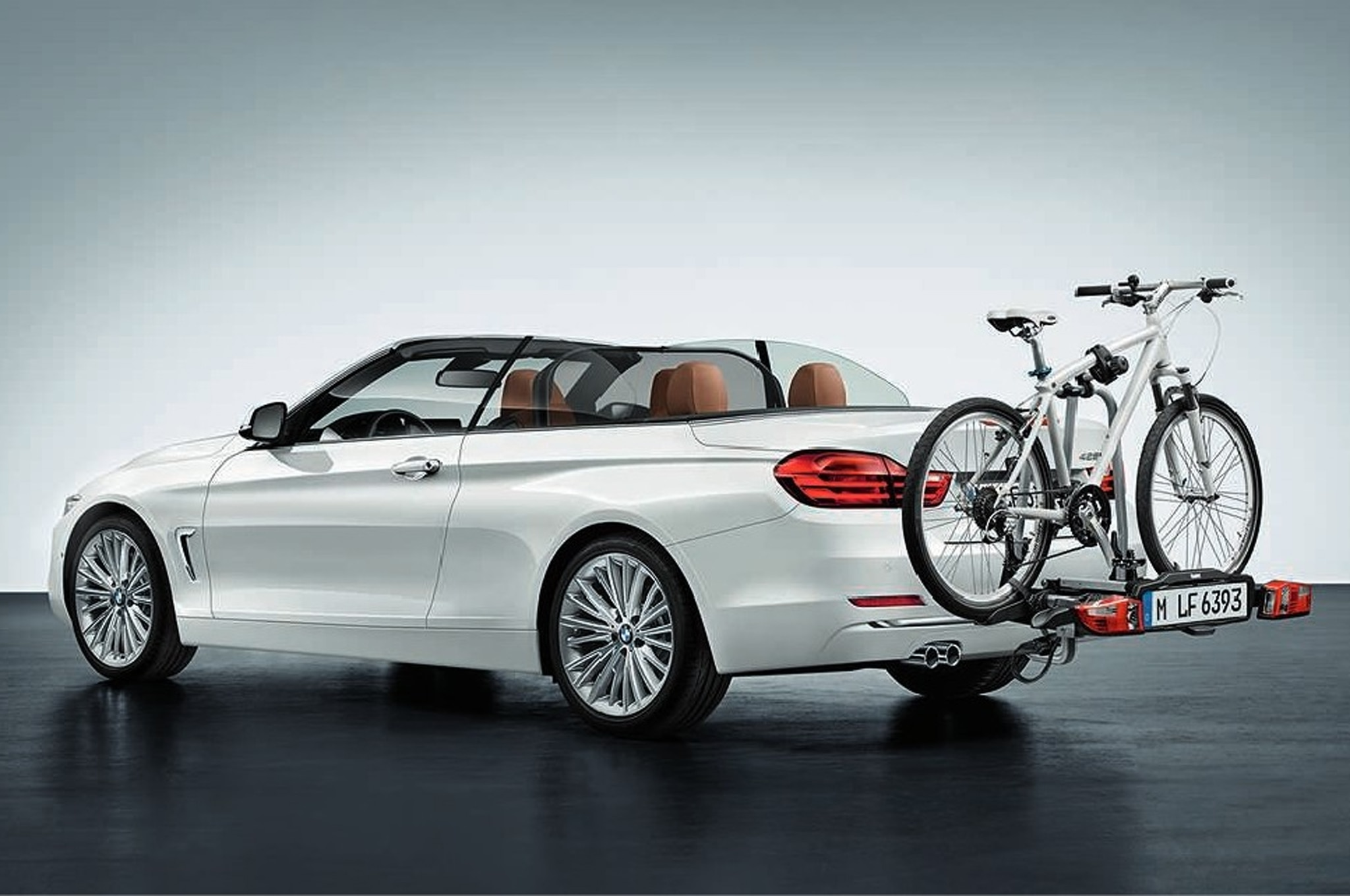 BMW 4 Series Leak Rear Three Quarter1