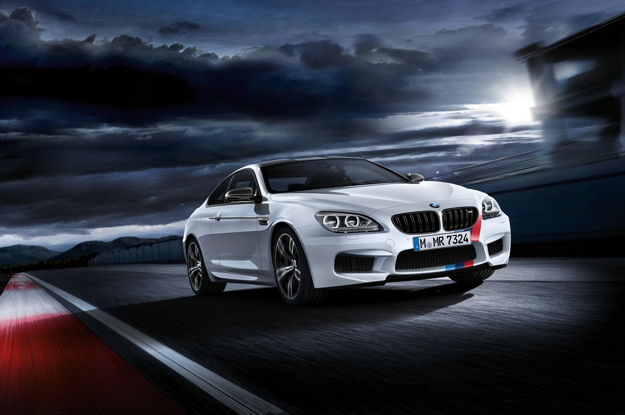 BMW M6 Front Three Quarters1