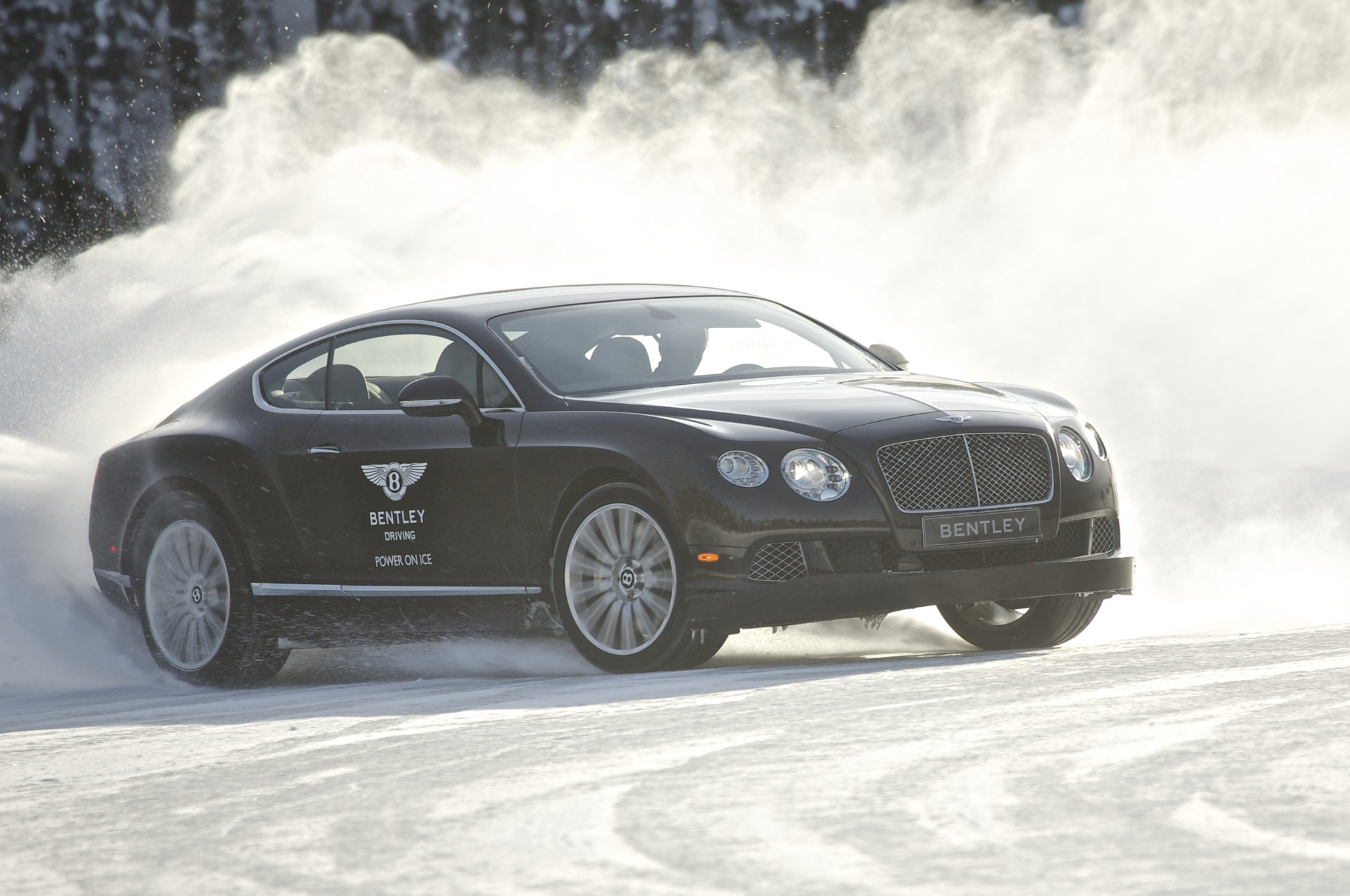 Bentley Power On Ice1