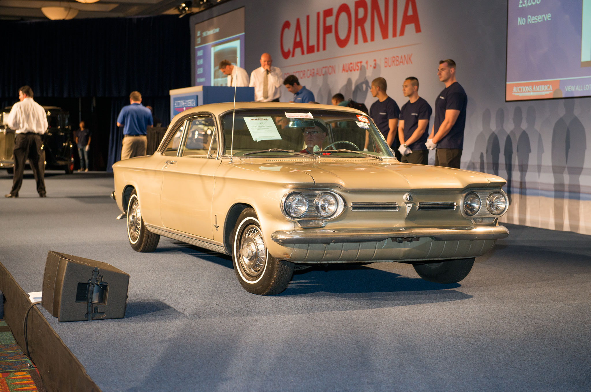 Drive Classic Cars Across The Auction Block - Automobile Magazine