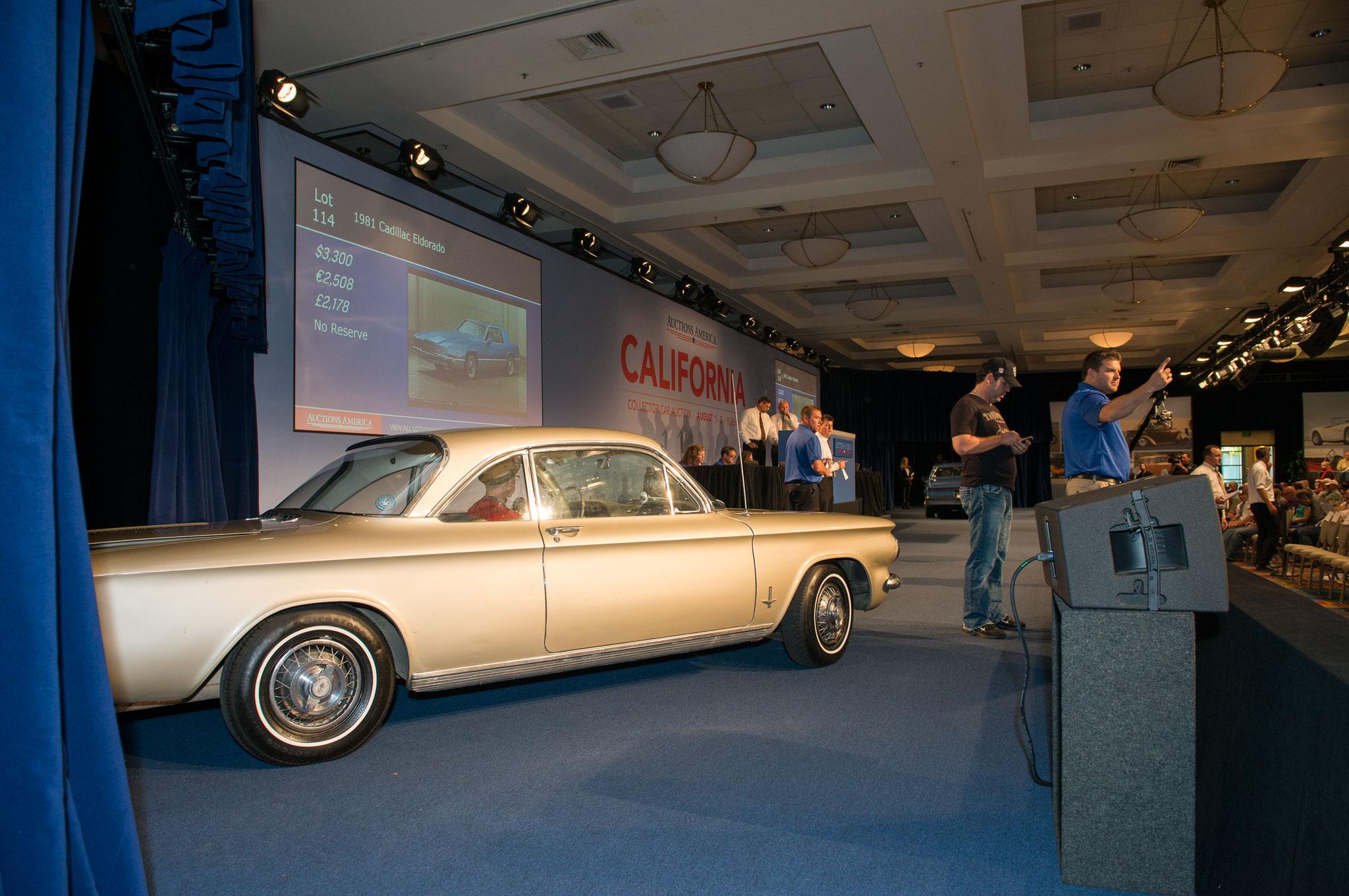 Drive Classic Cars Across The Auction Block Automobile Magazine