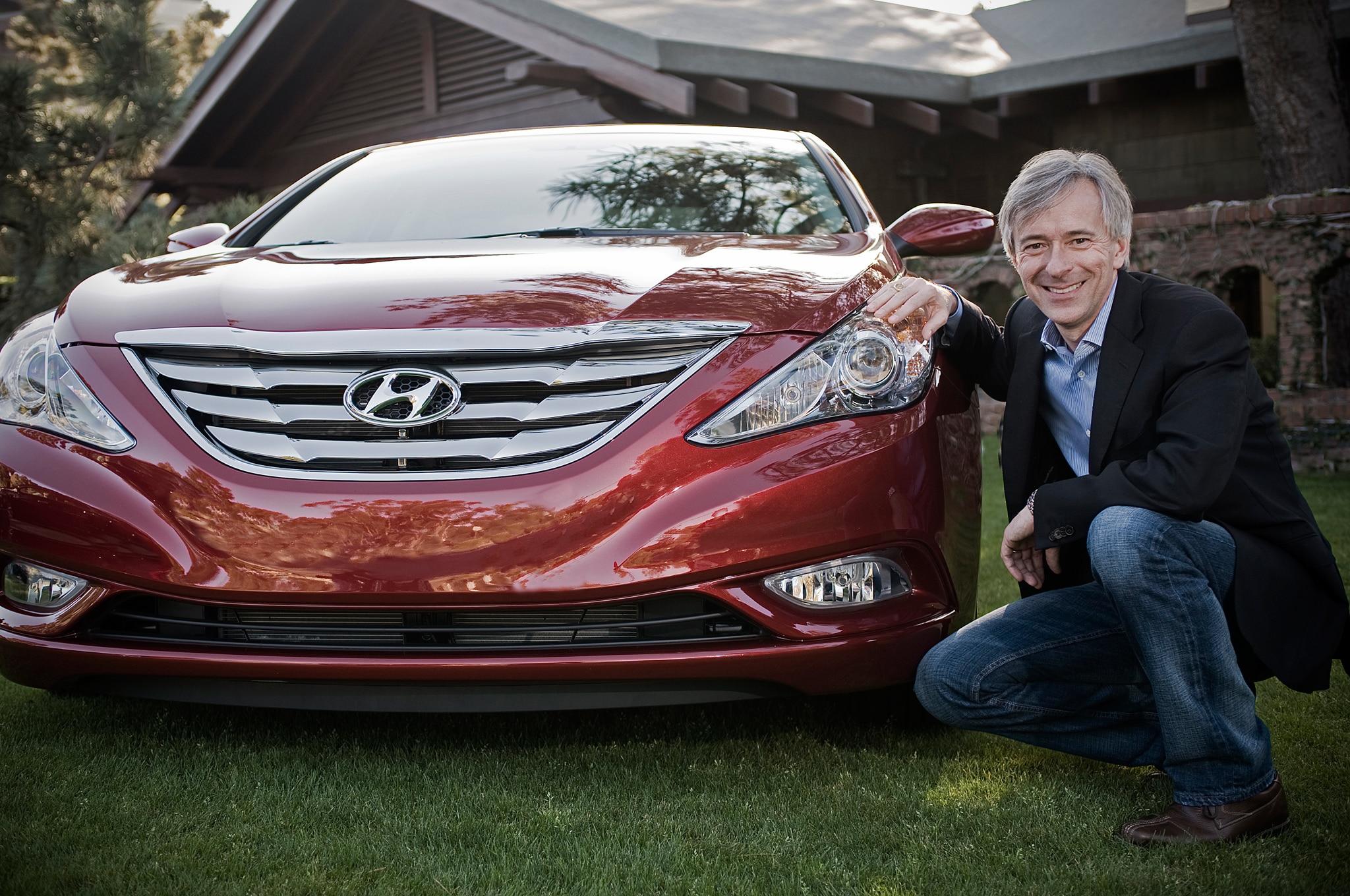 Hyundai CEO John Krafcik1