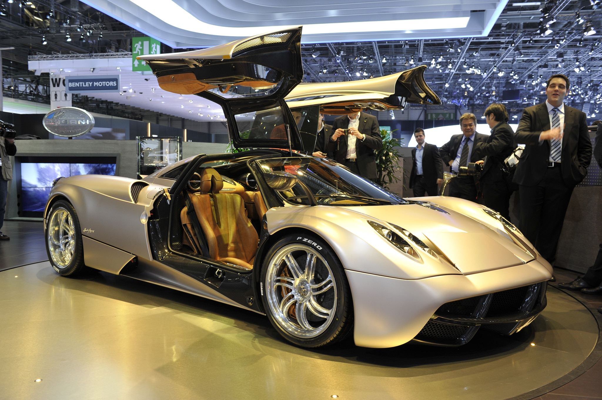 Pagani Huayra S Exorbitant Options Pricing Revealed