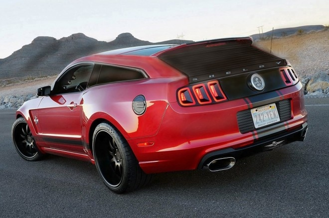 Strand Craft USA Ford Shelby GT500 Rear Three Quarter1 660x438