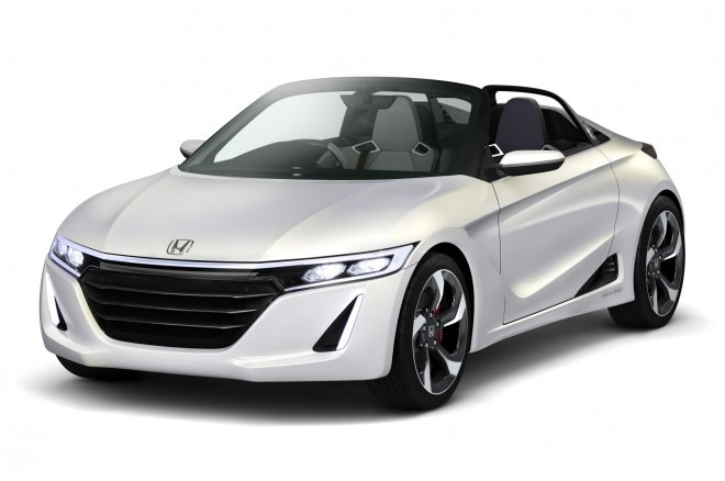 Honda S660 Concept Front Three Quarters1 660x438
