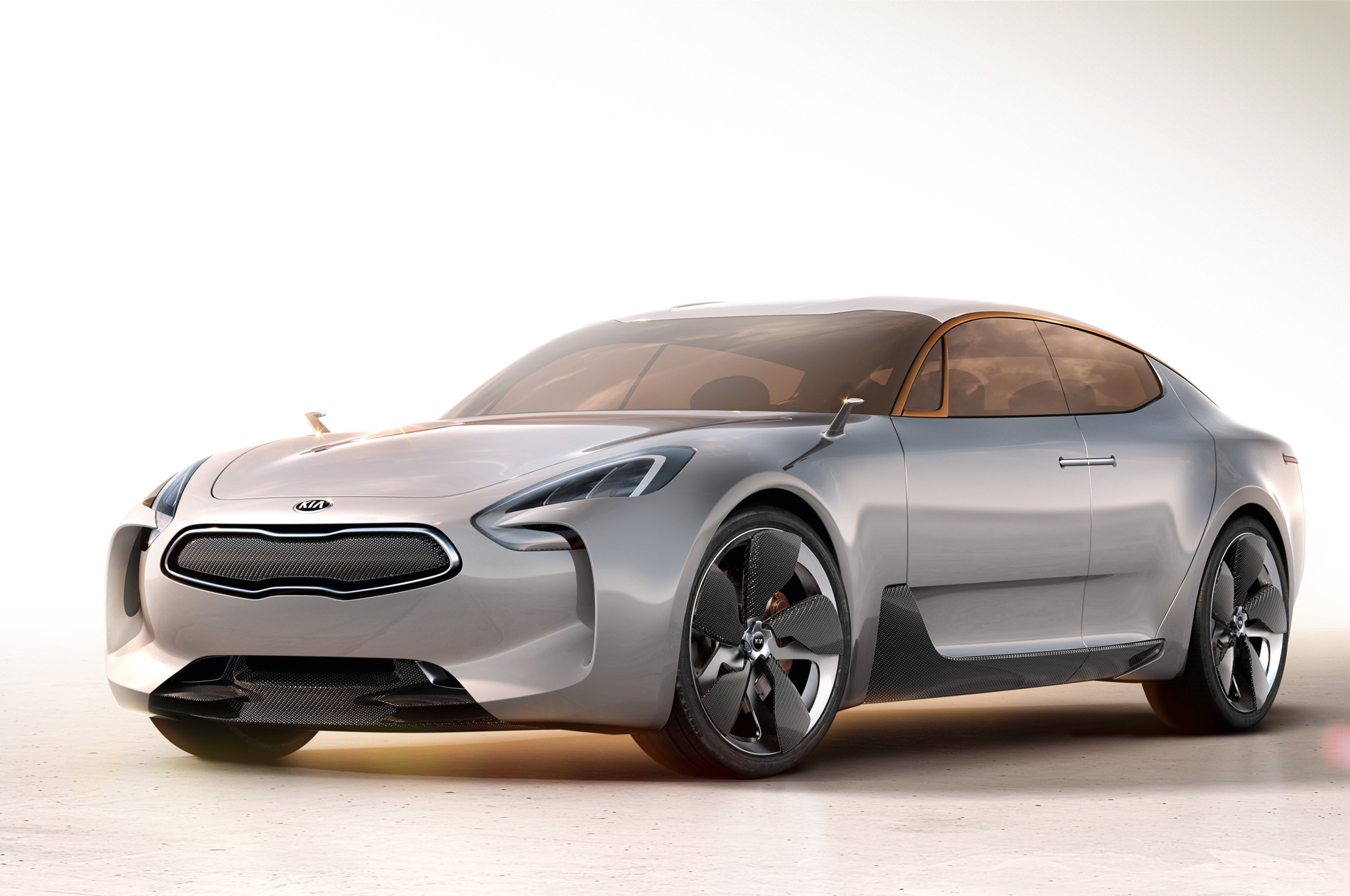 Kia Gt Concept Front Three Quarters1