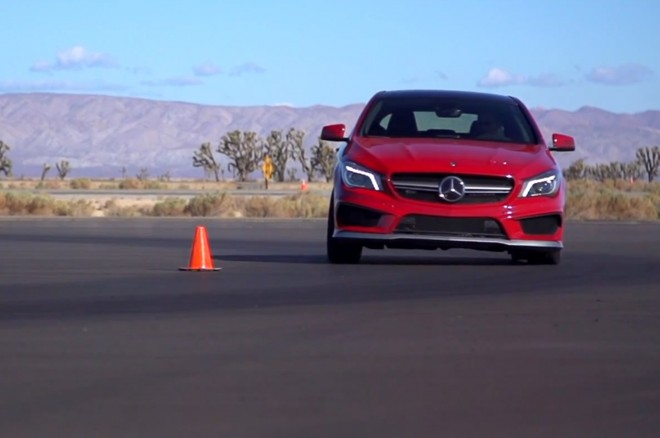 Mercedes Cla45 Amg Video 11 660x438