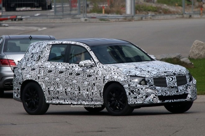 Mercedes Glk Spied Front Three Quarters 21 660x438