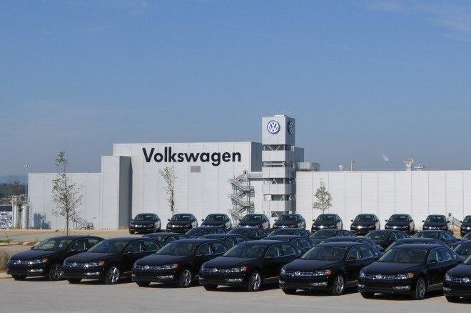 Volkswagen Chattanooga Plant1 660x438