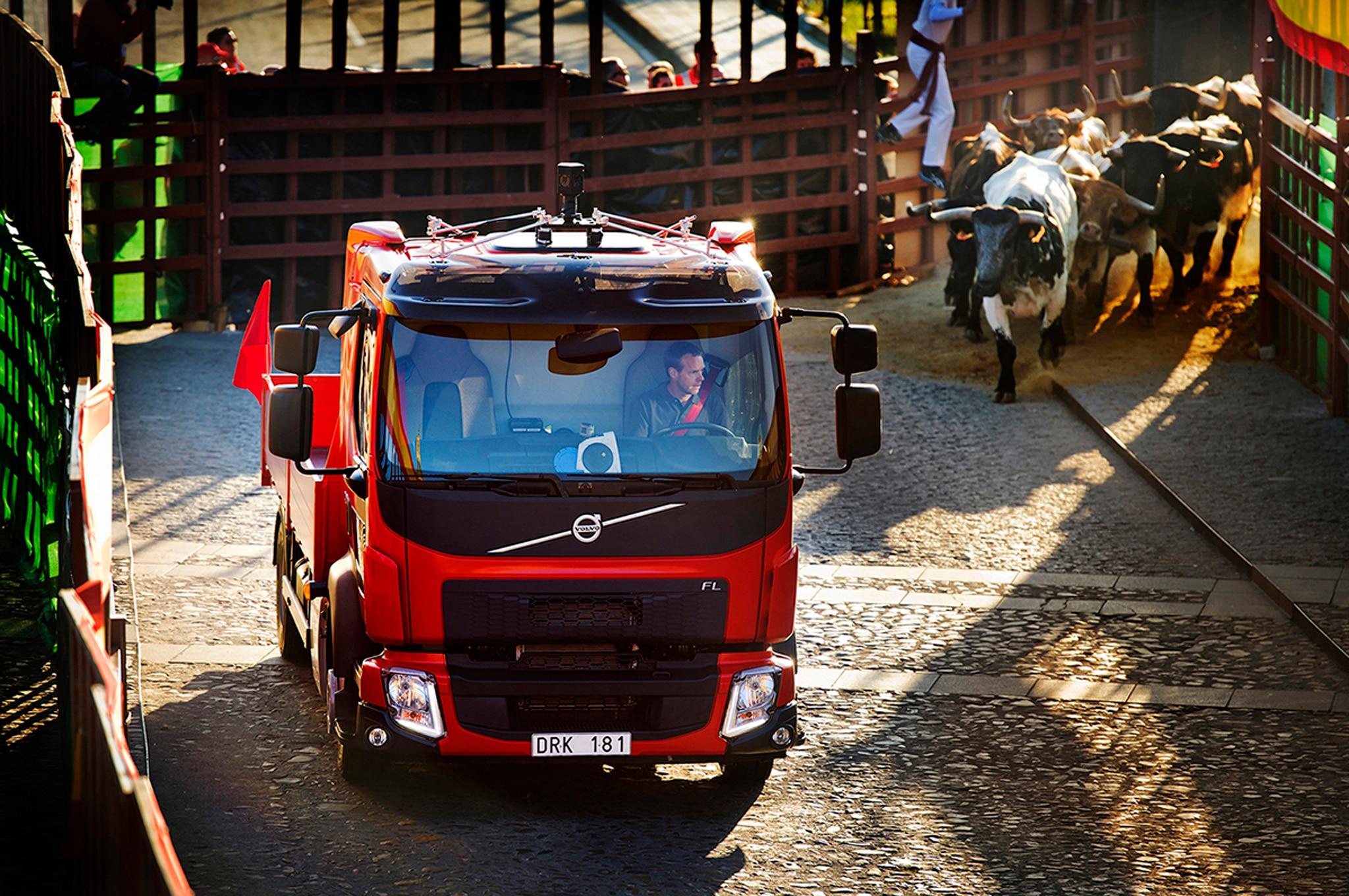 Volvo Truck Bulls 21