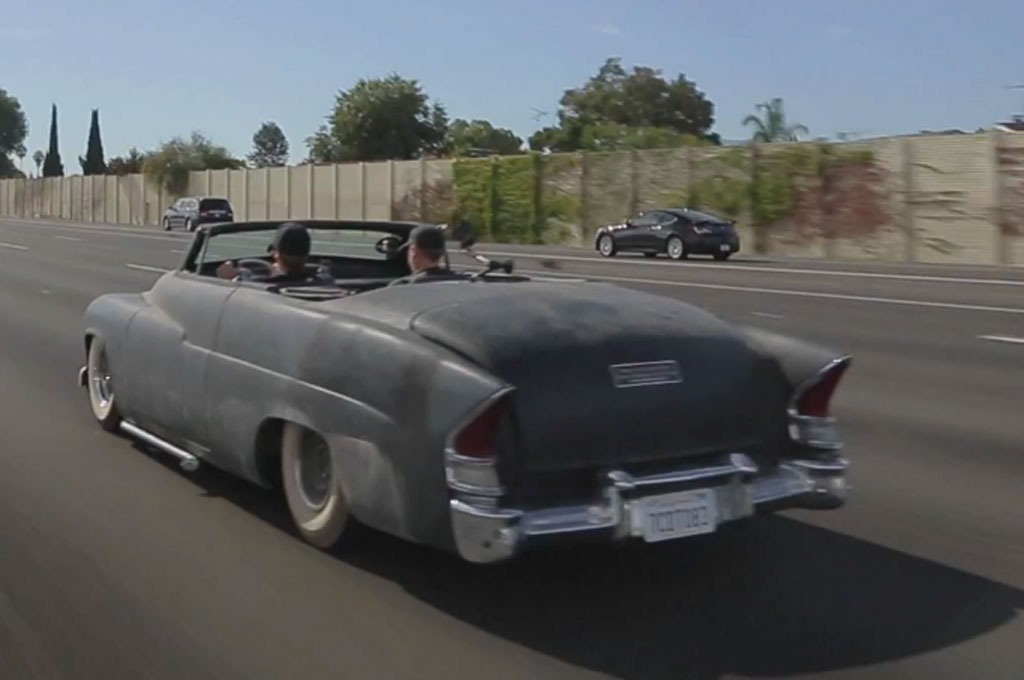Feature Flick Roadkill Brings 1951 Mercury Back To Life