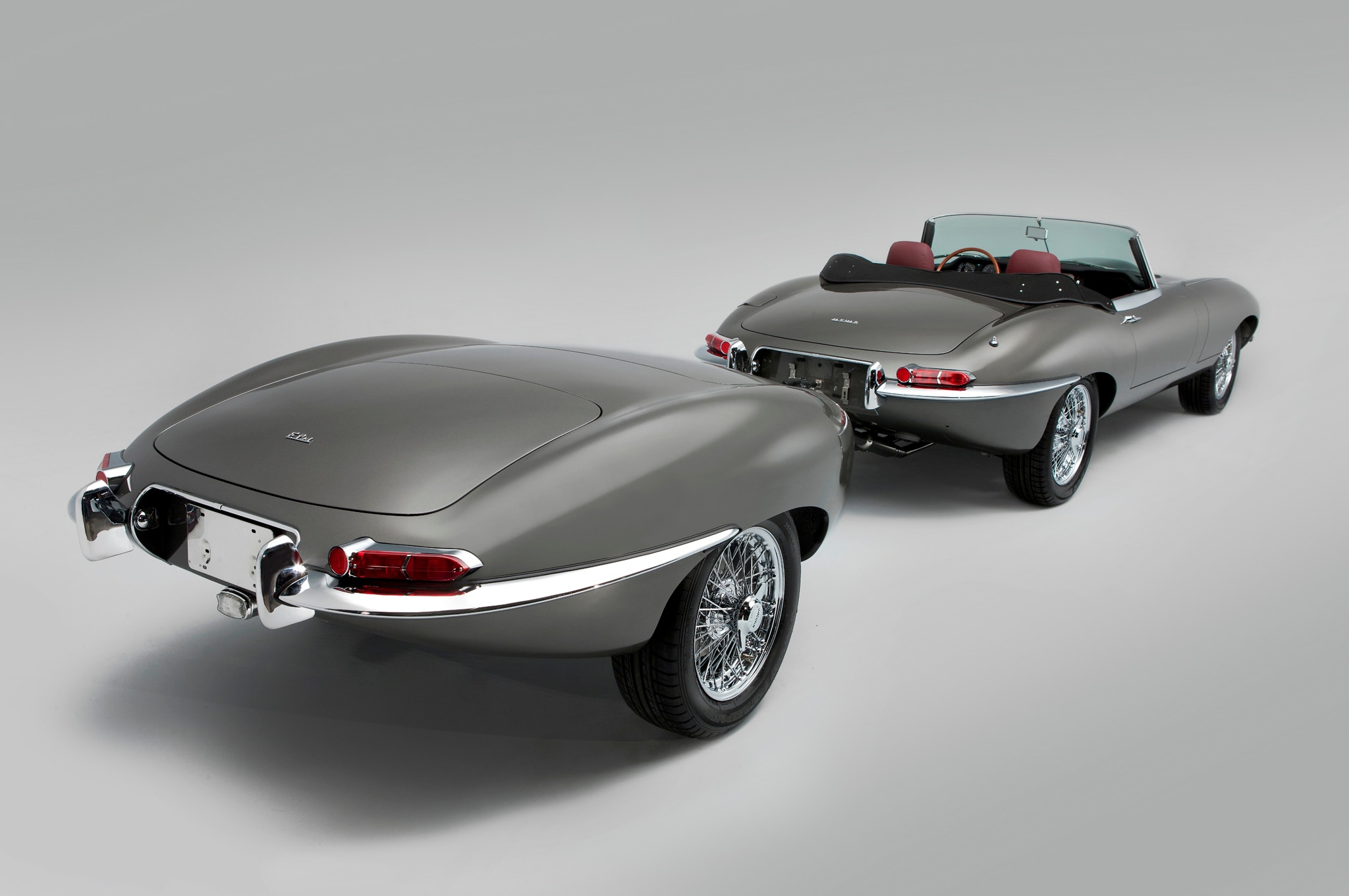 1968 Stretch Jag E Type Rear Trailer1