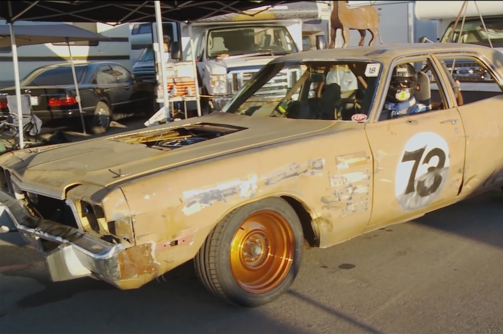1973 Plymouth Fury Side View1