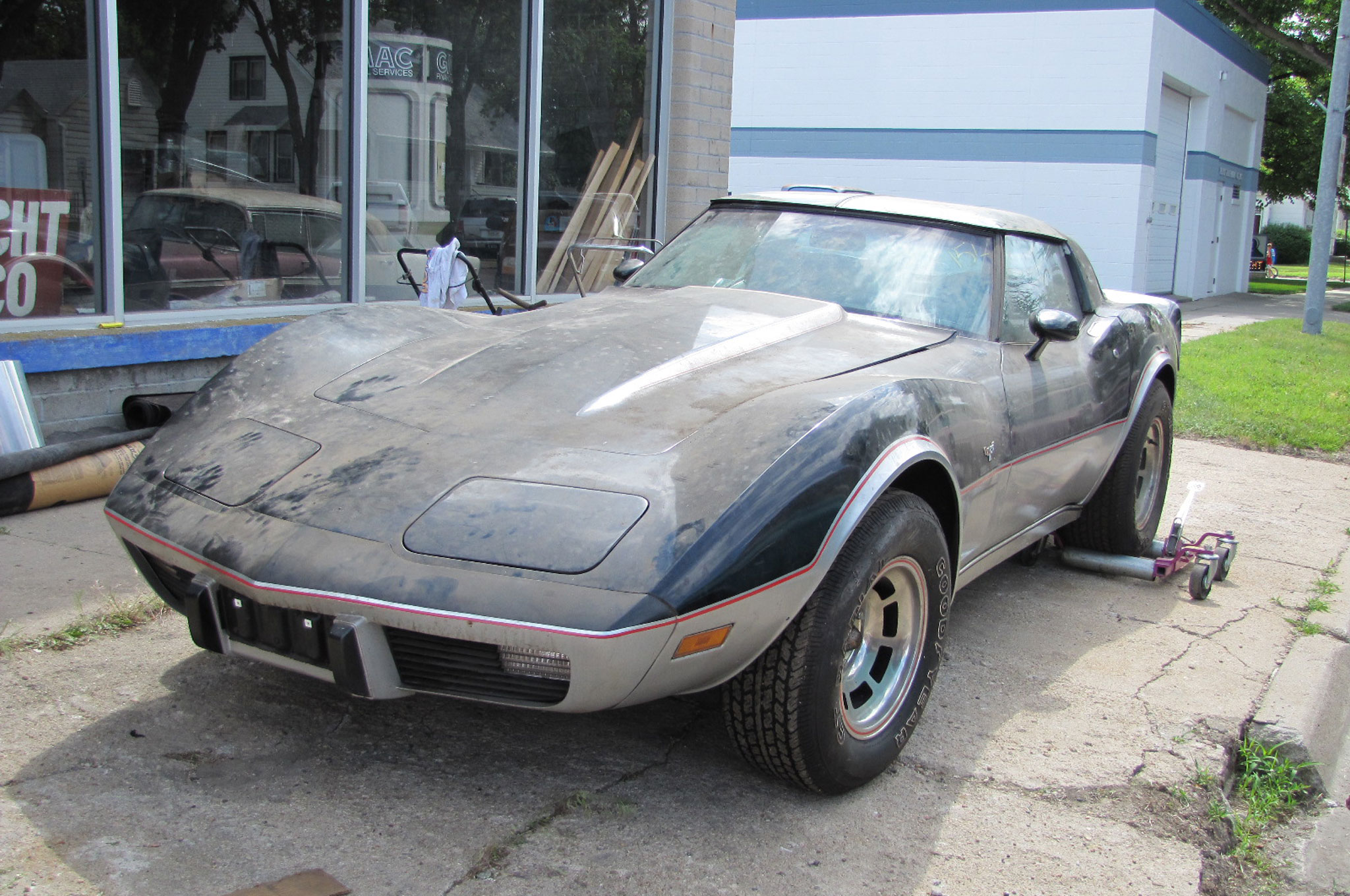 1978 Chevrolet Corvette Indianpolis 500 Pace Car
