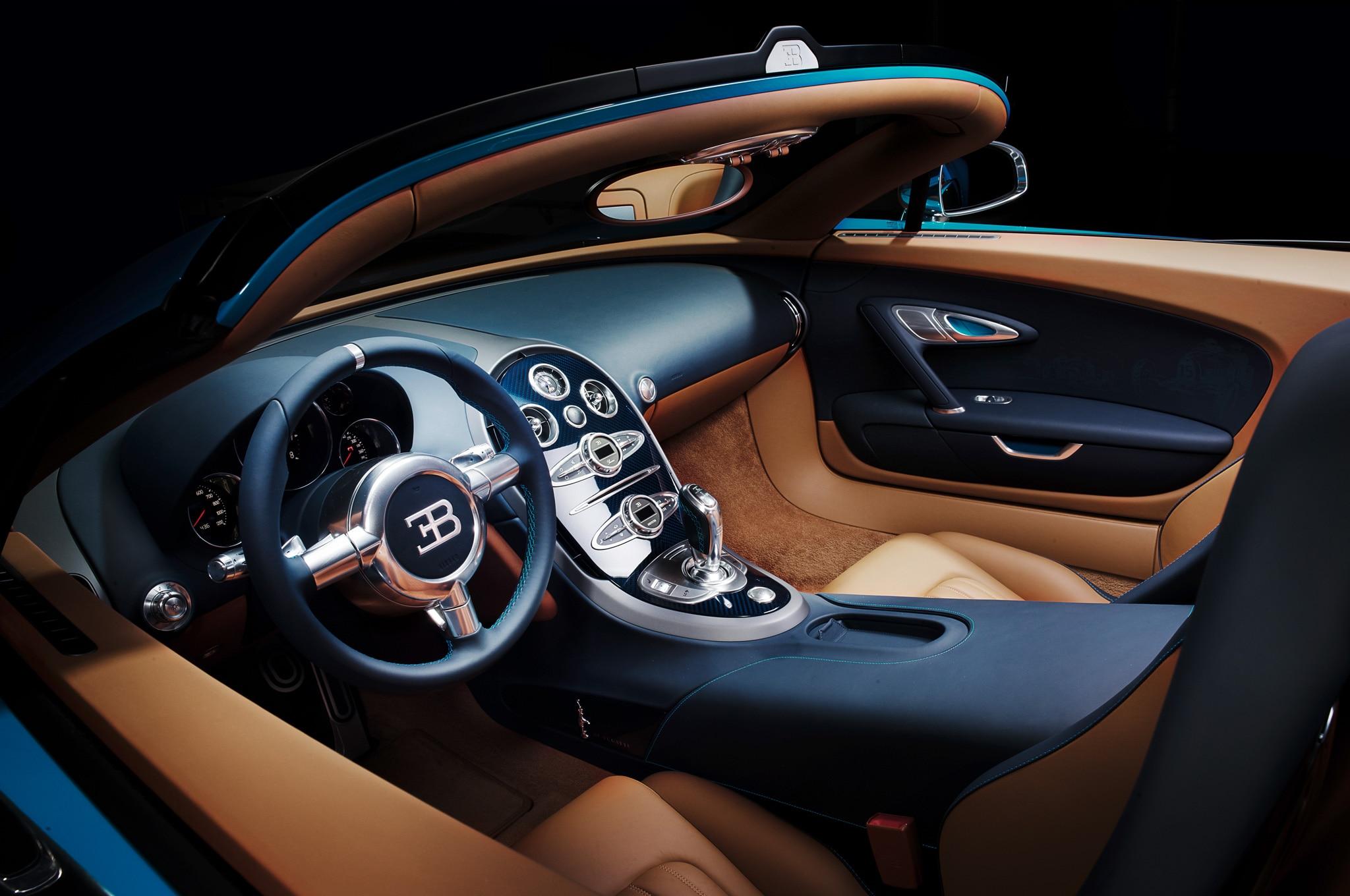2013-Bugatti-Veyron-Grand-Sport-Vitesse-Meo-Costantini-Edition-interior-view Terrific Bugatti Veyron 16.4 Grand Sport Vitesse Prix Cars Trend