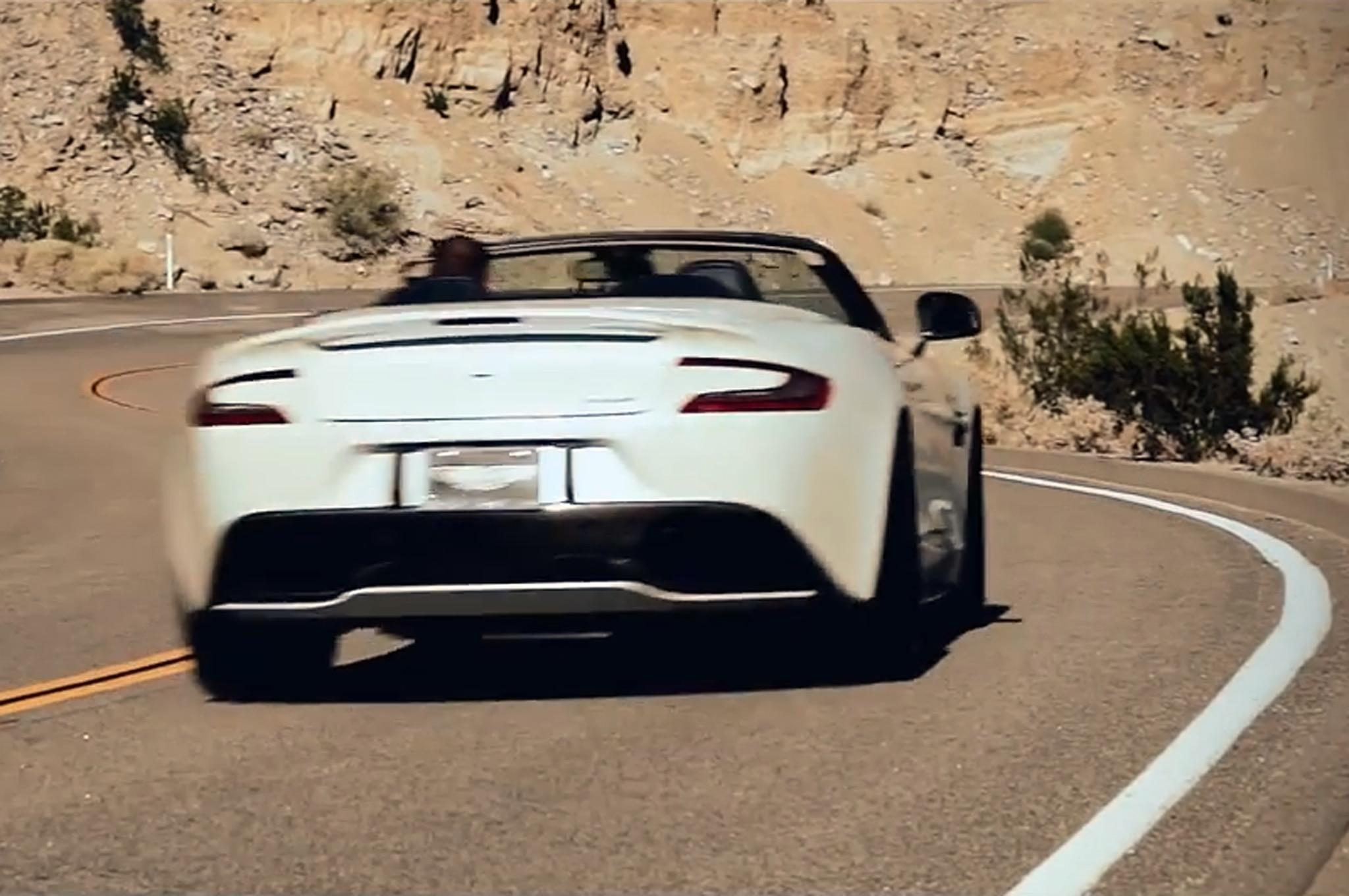 2014 Aston Martin Vanquish Volante