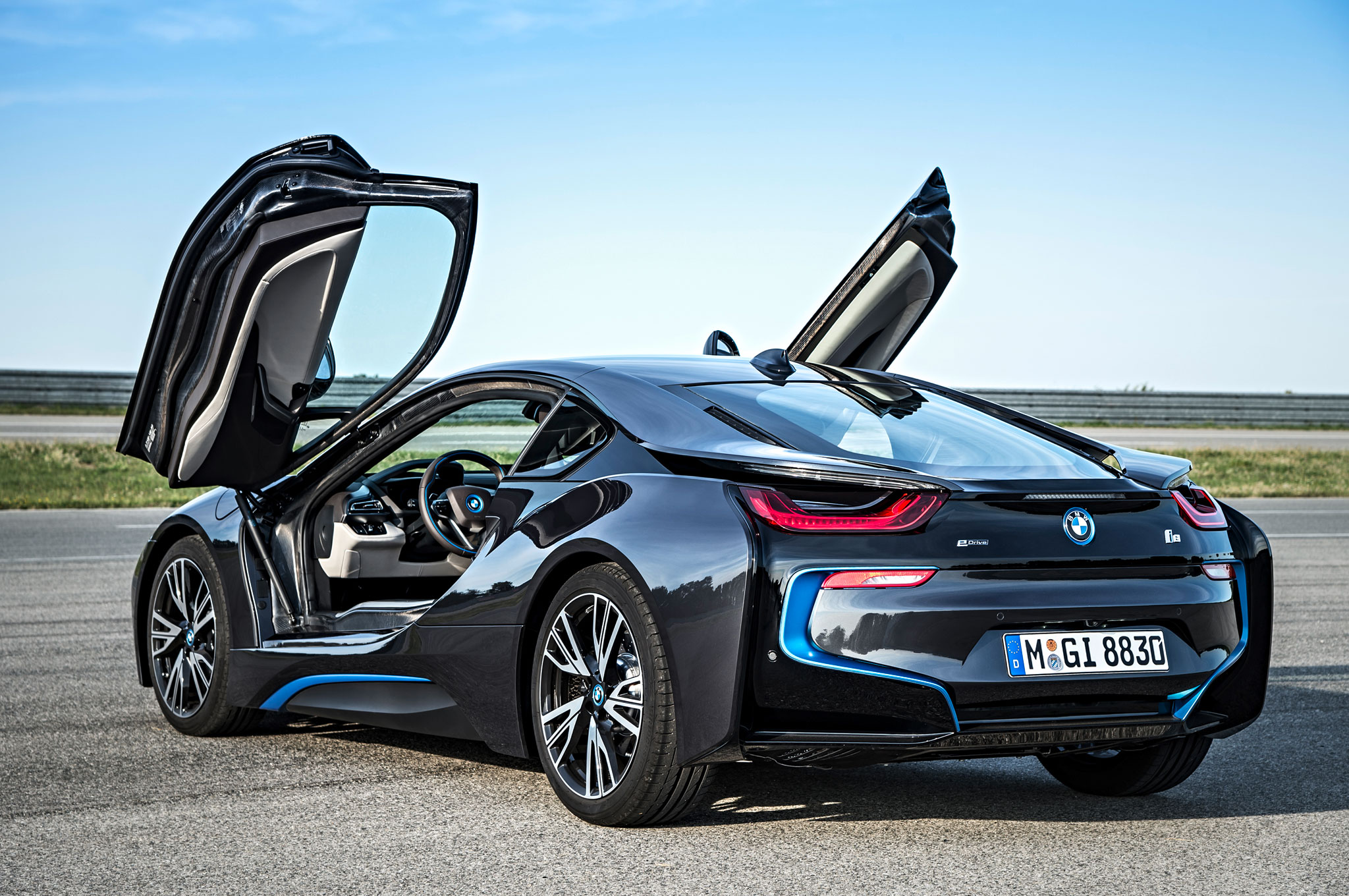 2017 Design Of The Year Bmw I8 Automobile Magazine