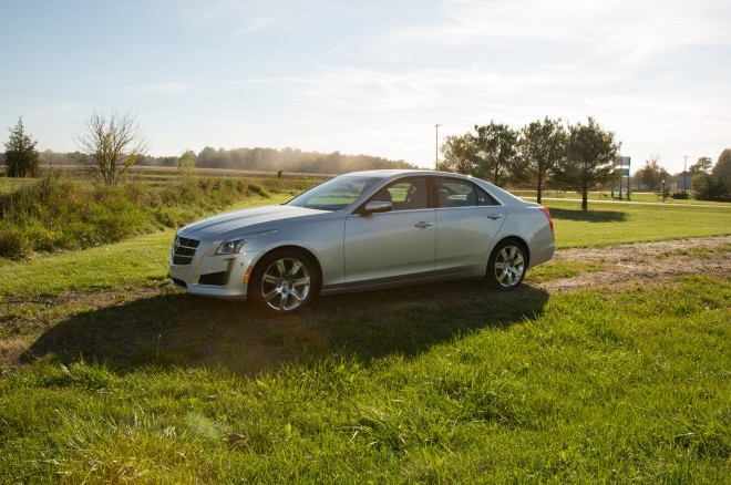 2014 Cadillac CTS Automobile Of The Year Contender 51 660x438