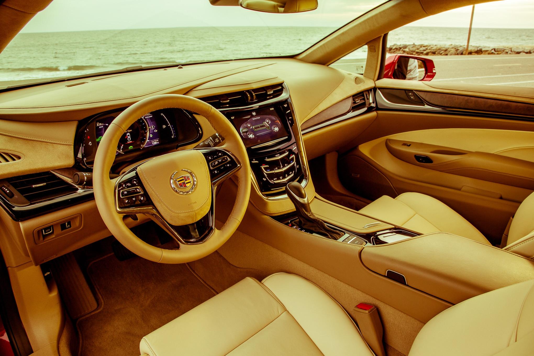 2014 Cadillac Elr Review Automobile Magazine