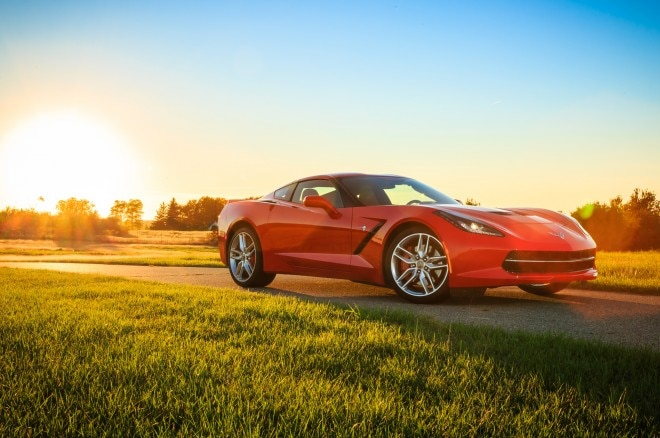 2014 Chevrolet Corvette Stingray Automobile Of The Year Contender 16 660x438
