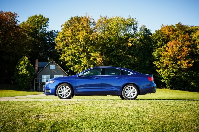 2014 Chevrolet Impala Automobile Of The Year Contender 21 660x438
