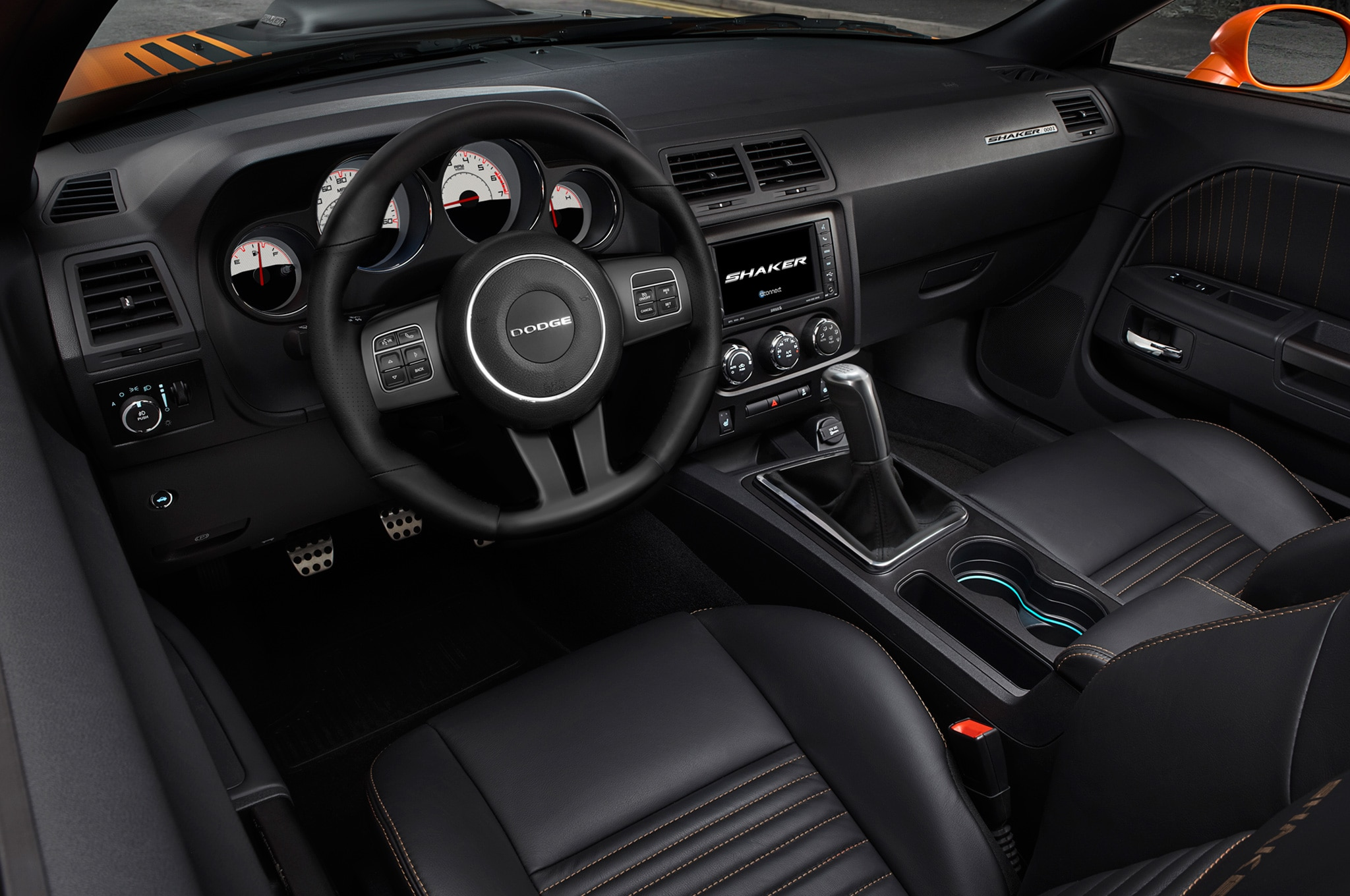 New dodge challenger 2018 interior