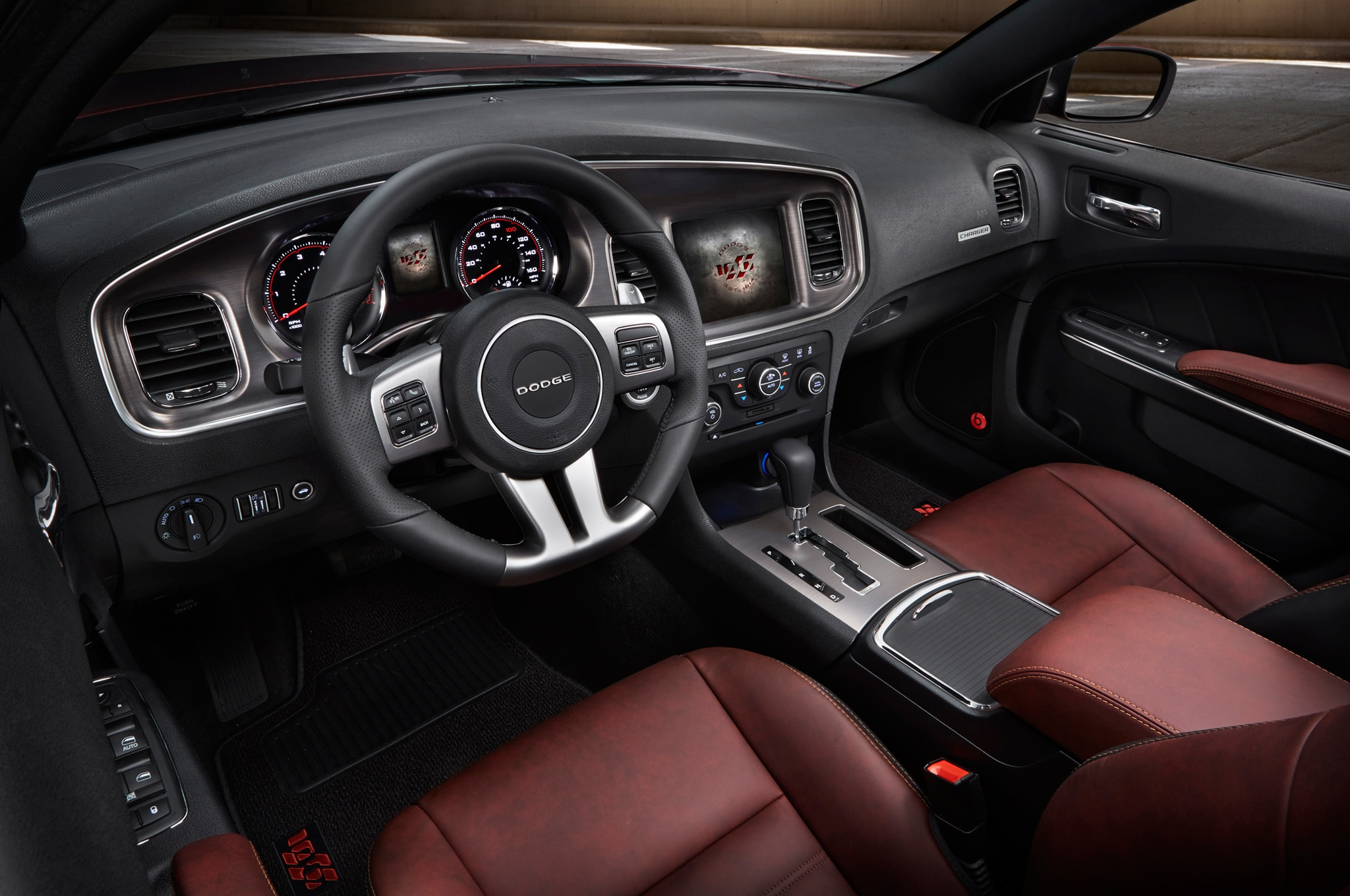 2014 Dodge Charger Challenger Centennial Editions Debut