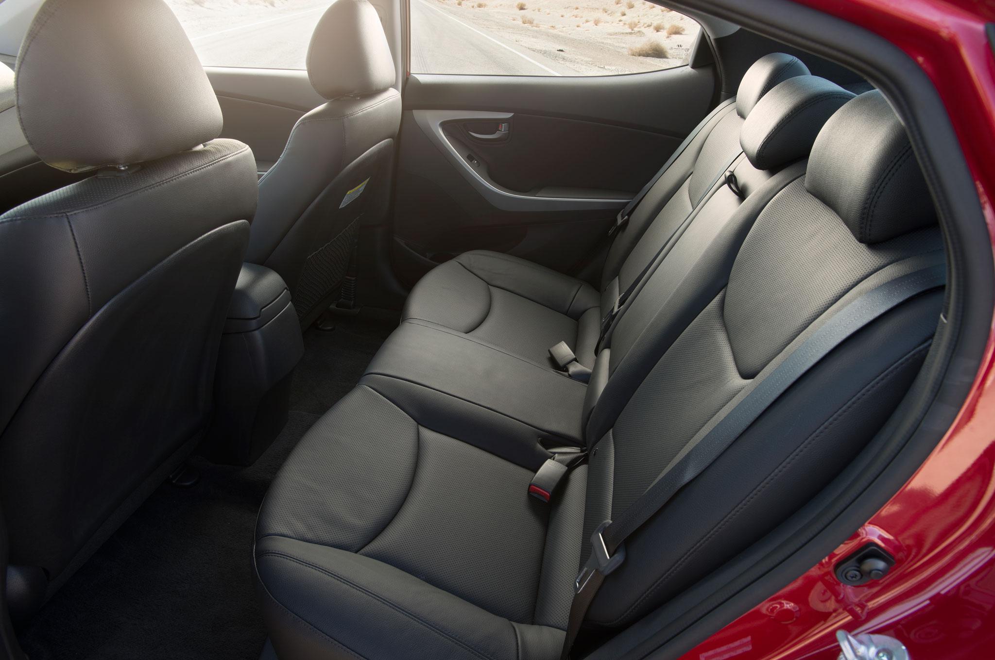 Hyundai Elantra 2 14 - цена, характеристики и фото