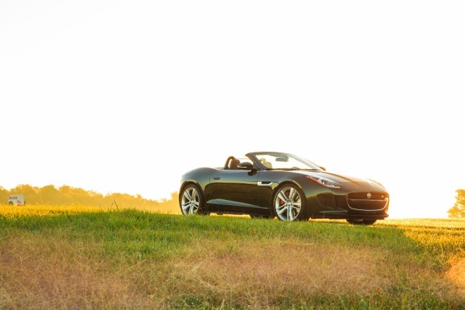 2014 Jaguar F Type Front Three Quarter1 660x440
