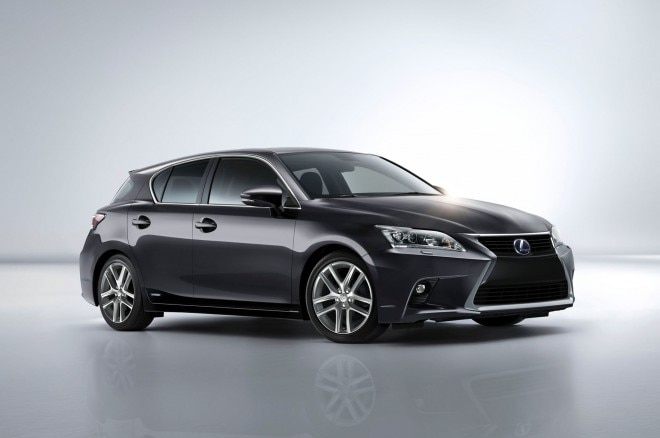 2014 Lexus CT 200h Profile 660x438