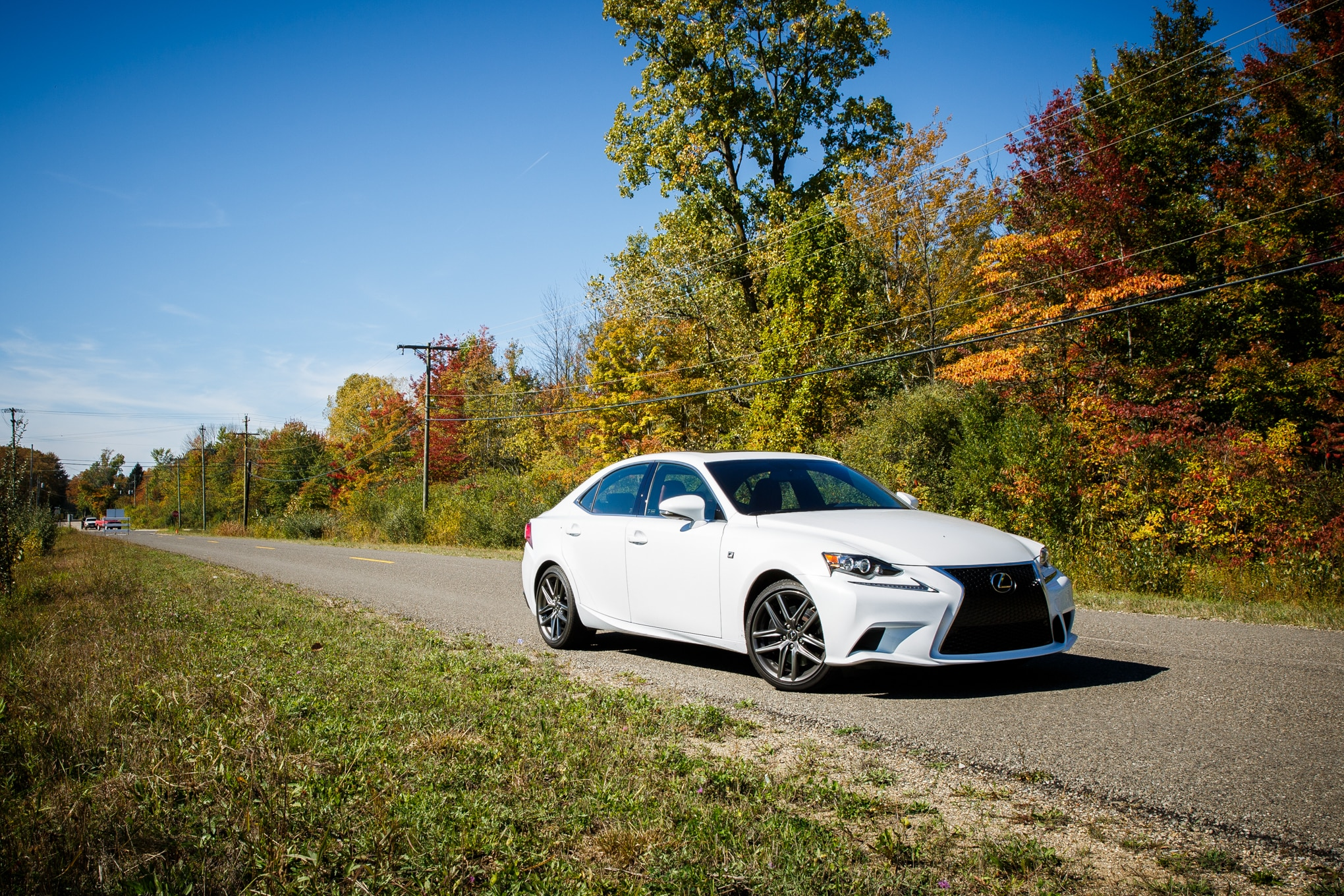 2014 Lexus IS Automobile Of The Year Contenders 12