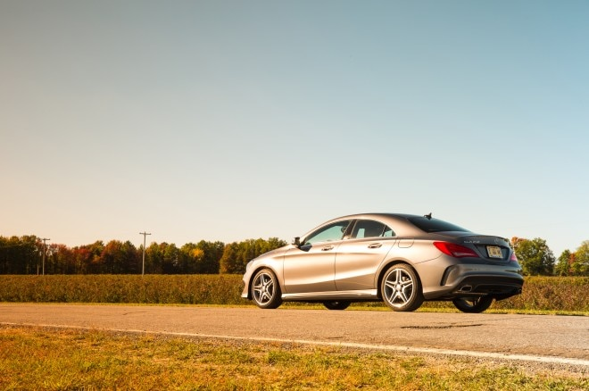 2014 Mercedes Benz CLA250 Automobile Of The Year Contender 21 660x438