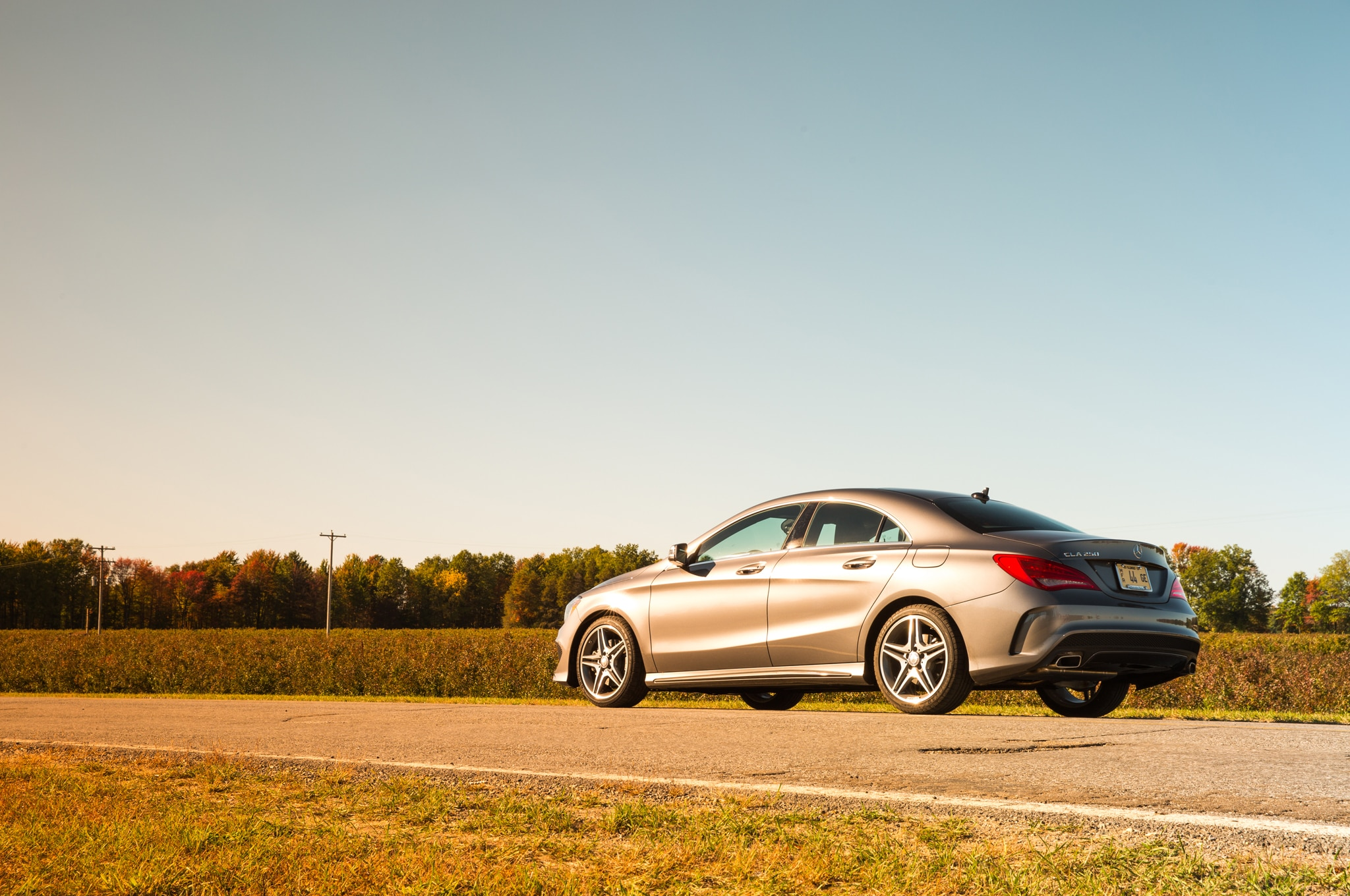 2014 Mercedes Benz CLA250 Automobile Of The Year Contender 21