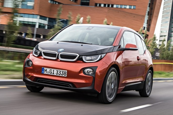 2014 Bmw I3 Front Three Quarters1 660x438