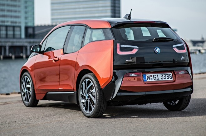 2014 Bmw I3 Rear Three Quarter11 660x438