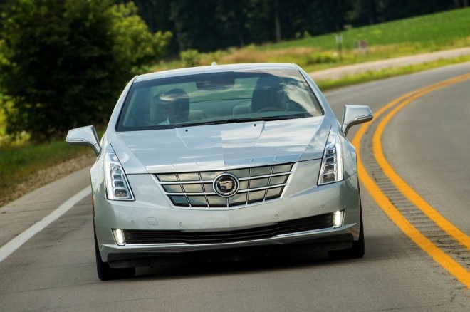 2014 Cadillac Elr Front11 660x438