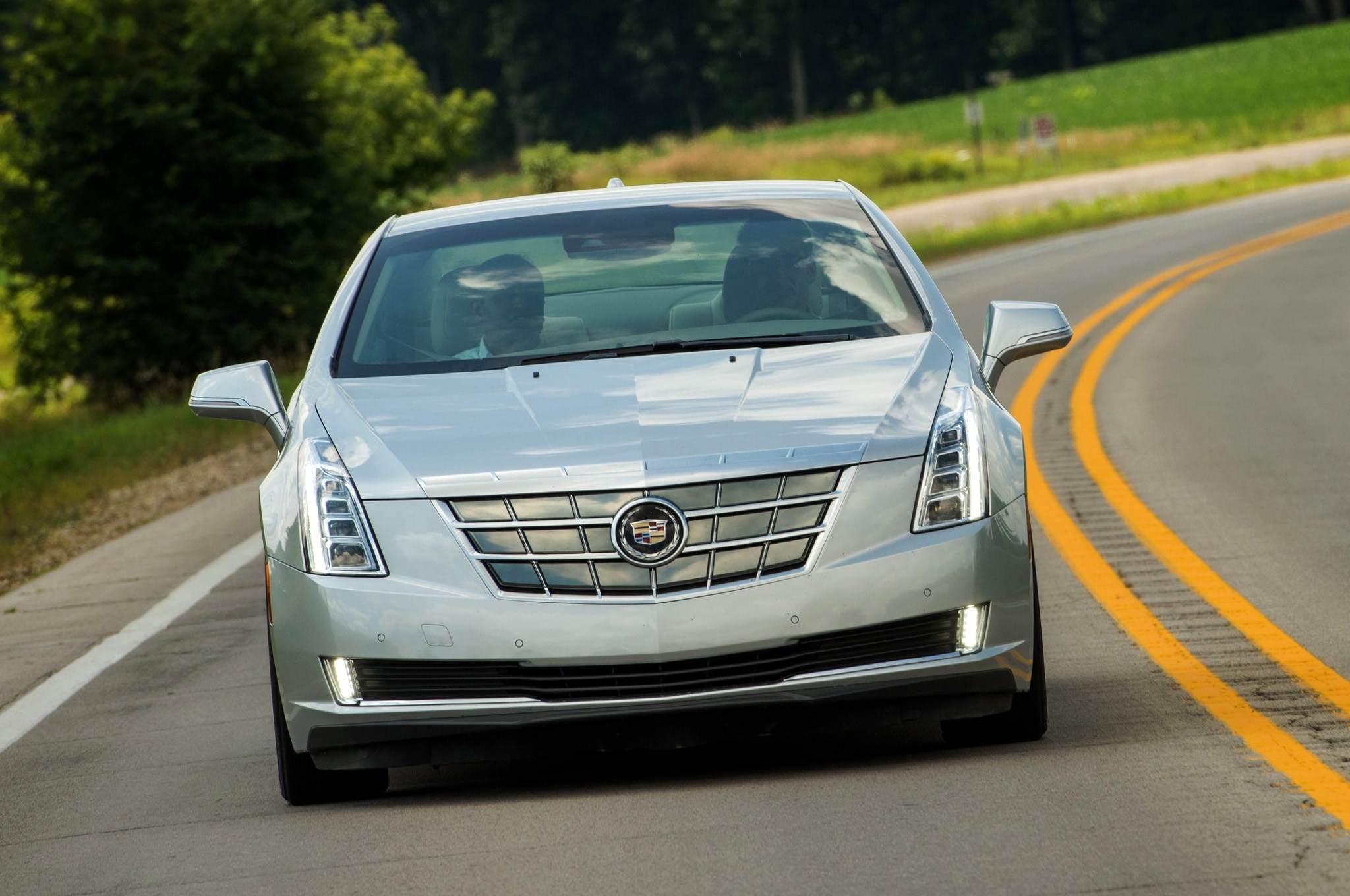 2014 Cadillac Elr Front11