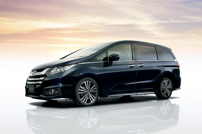 2014 Honda Odyssey Absolute Jdm Profile1 660x438