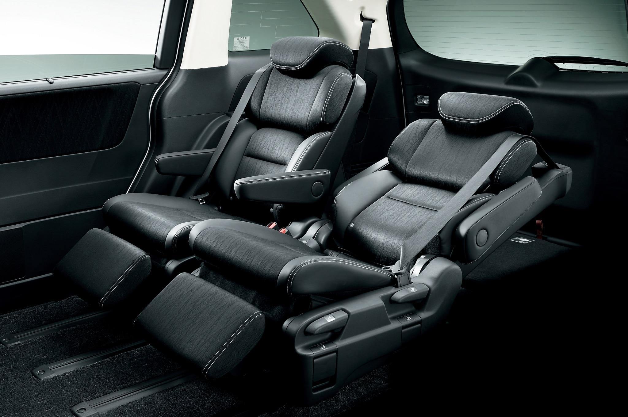 japanese market honda odyssey revealed ForHonda Odyssey Seating